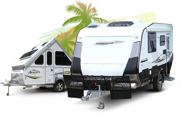 Caravan, Campervan, Camper Trailer, Motorhome & RV Sales