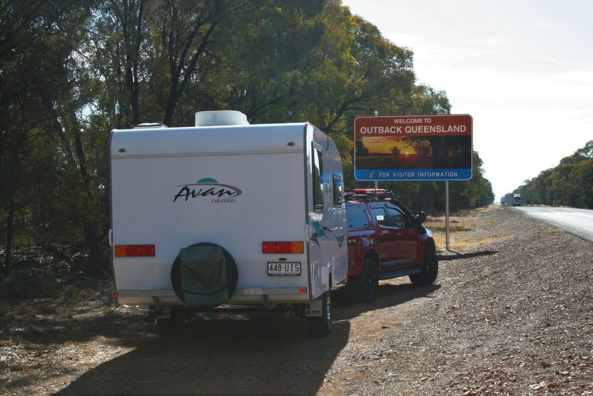 OUTBACK QLD – DAY 1