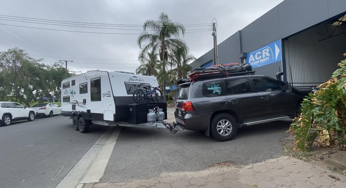 Getting Your New Caravan