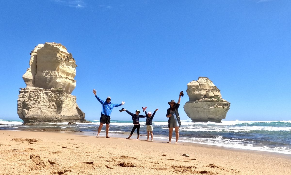 TIMBOON AND THE GREAT OCEAN ROAD